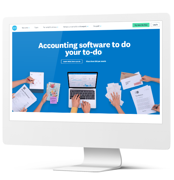 Quickbooks and xero accounting interface for Cloudbeds and Guesty customers